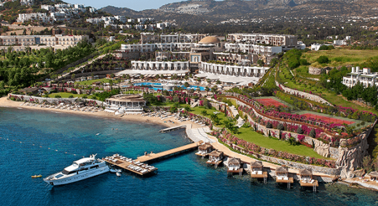 BODRUM'UN EN ZENGİN MİNERALLİ KAPLICA SUYU SİANJİ WELL-BEING RESORT'DA